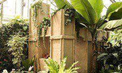 Solar Greenhouse – Use Passive Heater Power